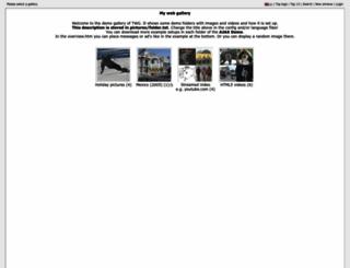 manitoulin-island.com screenshot