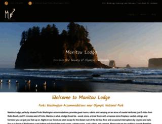 manitoulodge.com screenshot