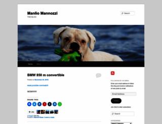 manliomannozzi.wordpress.com screenshot