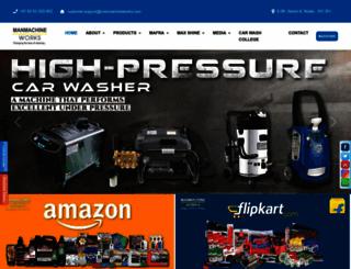 manmachineworks.com screenshot