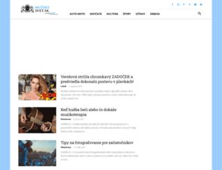 manmagazin.sk screenshot