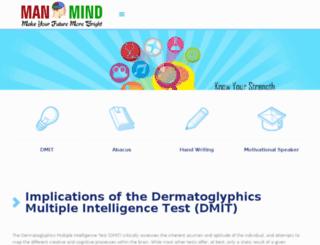 manmindbti.com screenshot