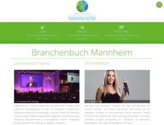 mannheim-links.de screenshot