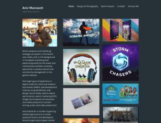 manoach.org screenshot