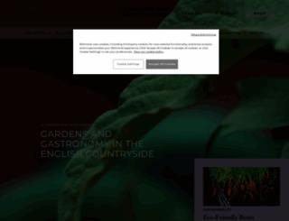manoir.com screenshot
