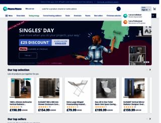 manomano.co.uk screenshot