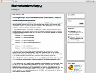 manotechnology.blogspot.ca screenshot