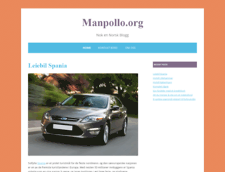 manpollo.org screenshot