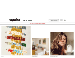 manrepeller.com screenshot