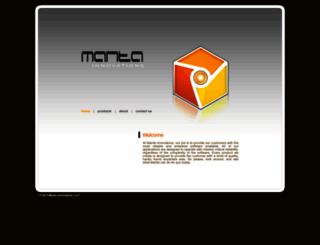 mantainnovations.com screenshot