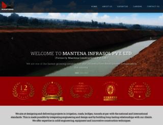mantena.in screenshot