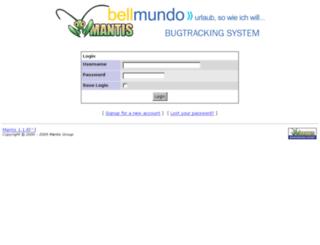mantis.bellmundo.de screenshot