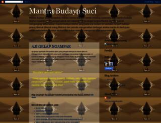 mantrakejawen1.blogspot.co.id screenshot