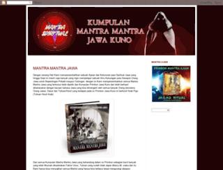 mantraspiritual.blogspot.com screenshot