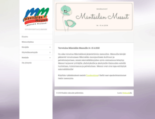mantsalanmessut.fi screenshot