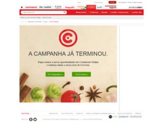 manuais.continente.pt screenshot
