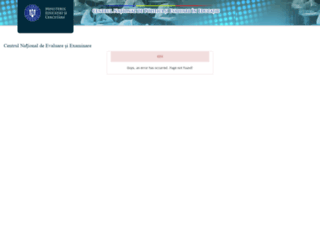 manuale.edu.ro screenshot