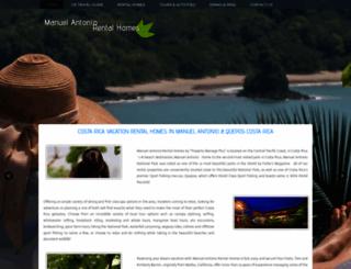 manuelantoniorentalhomes.com screenshot