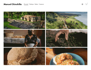 manuelchinchilla.com screenshot