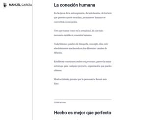 manuelgarcia.es screenshot