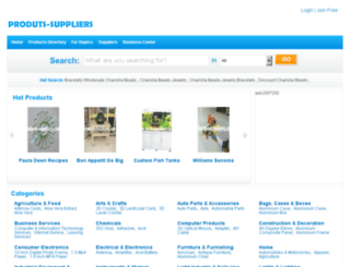 manufacturers-online.com screenshot