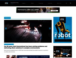 manufacturing-today.com screenshot