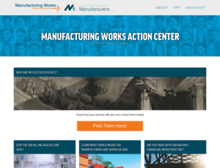 manufacturingworks.nam.org screenshot