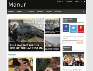 manur.net screenshot
