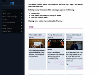 manurevah.com screenshot