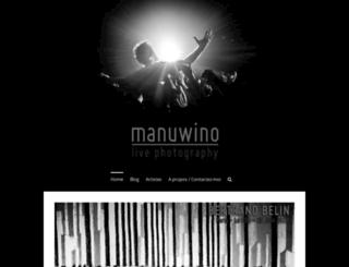 manuwino.com screenshot