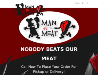 manvsmeat.ca screenshot