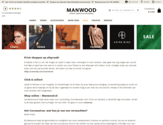 manwood.nl screenshot