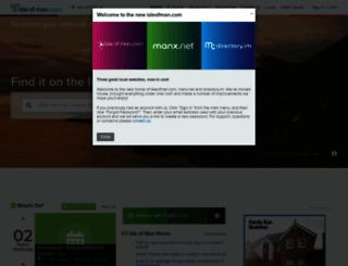 manx.net screenshot