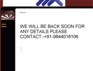 manyavar.diytrade.com screenshot