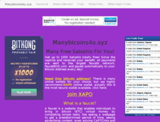 manybitcoins4u.xyz screenshot