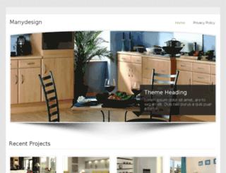 manydesign.net screenshot