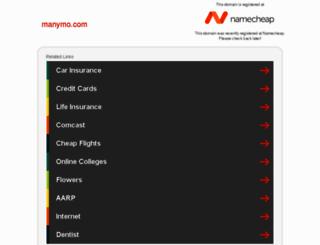 manymo.com screenshot