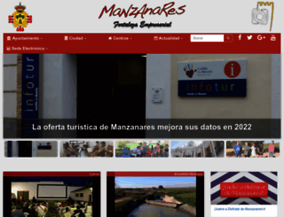 manzanares.es screenshot