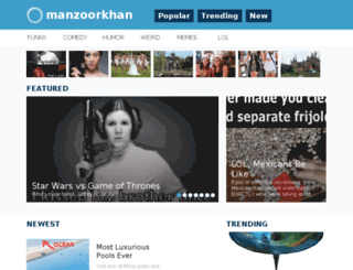 manzoorkhan.viralgalleries.me screenshot