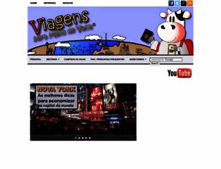 maosdevaca.com screenshot