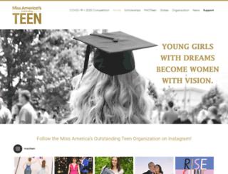 maoteen.org screenshot