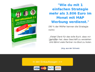 map-affiliatebuch.de screenshot