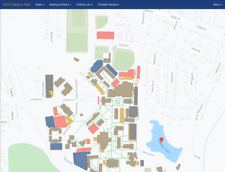 map.gsw.edu screenshot