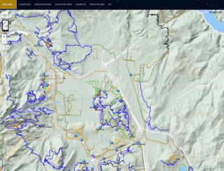 map.mountaintrails.org screenshot