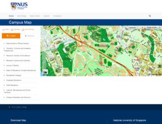 map.nus.edu.sg screenshot