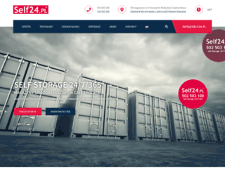 map24.pl screenshot