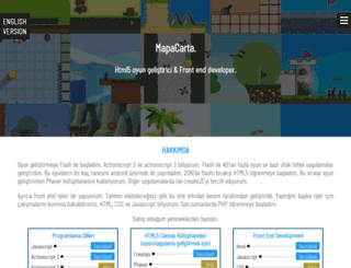 mapacarta.com screenshot