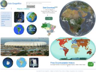 mapas.geographicguide.net screenshot
