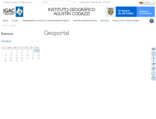mapascolombia.igac.gov.co screenshot