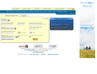 maper2.mapcity.com screenshot
